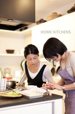 インテリアBOOK :: HOME KITCHENS-塩出邸