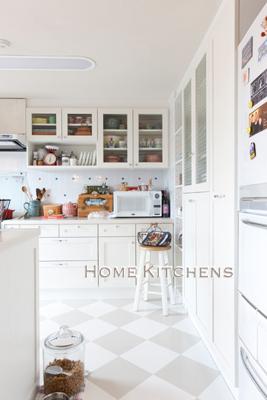 インテリアBOOK :: HOME KITCHENS-ヘリング邸