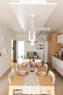 インテリアBOOK :: HOME KITCHENS-宮下邸