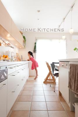 インテリアBOOK :: HOME KITCHENS-前邸