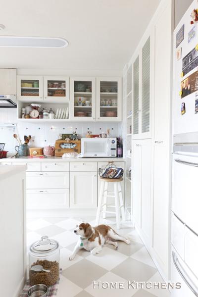 インテリアBOOK :: HOME KITCHENS-冷蔵庫1