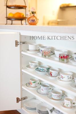 インテリアBOOK :: HOME KITCHENS-高畑邸