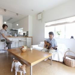 夫婦と犬猫の暮らし #12 山本章子さん