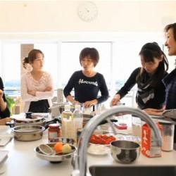 料理教室のできるキッチン #3 石井千賀さん