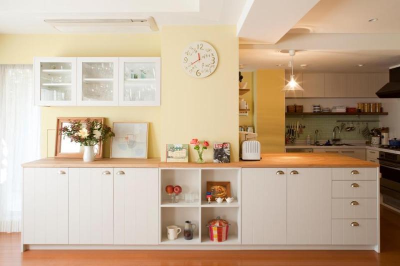 インテリアBOOK :: HOME KITCHENS-Sawazaki