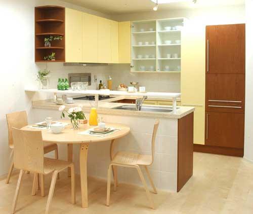キッチンショールーム