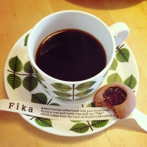Fika cup
